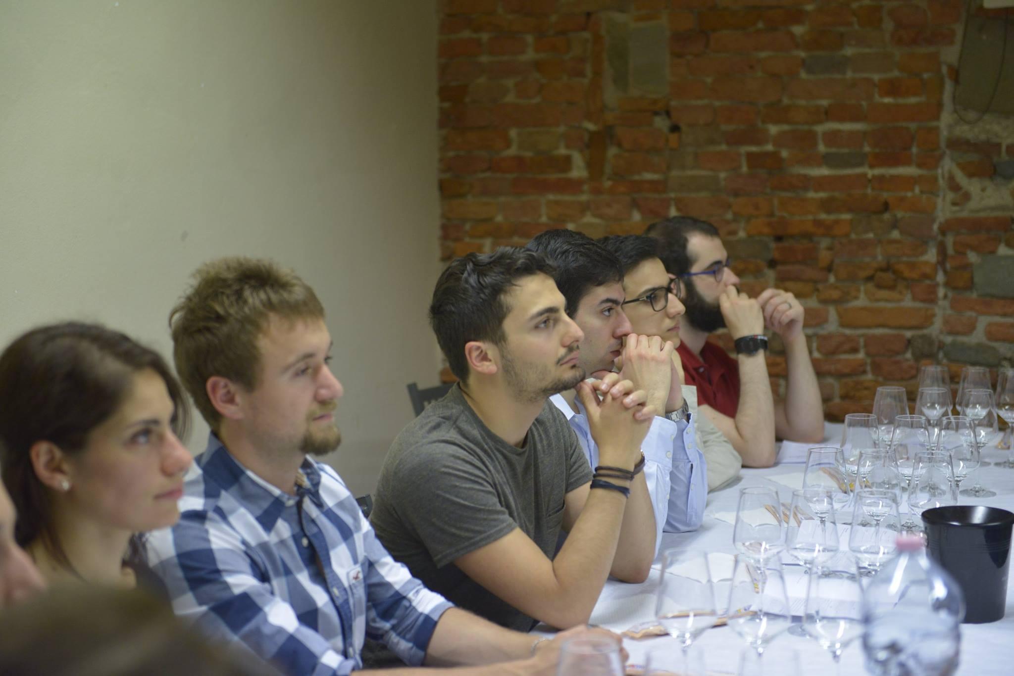 Educazione al enogastronomia: WineNotSssup